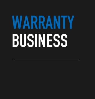 WARRANTY BUSINESS